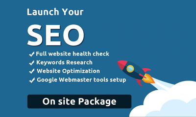 On-page Search Engine Optimization for your website