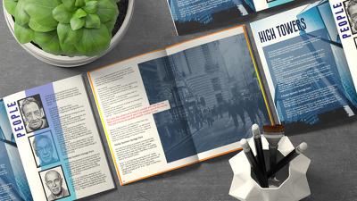 Design Creative Magazines/ Brochures/ Books