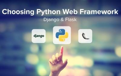 Build/Edit your Django/Flask powered  website or app