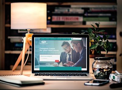 Create bespoke, beautiful, professional website PSD design