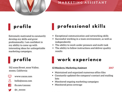 Write, Rewrite And Design Responsive Resume And Cover Letter