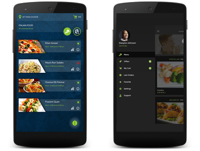 Design Mobile App UI and UX for Android and iOS