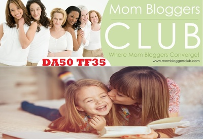 Guest post on mombloggersclub.com DA55 TF35 Kids and Mommy Blog