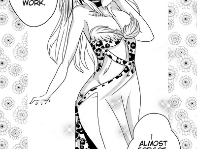 Design a top quality Manga character