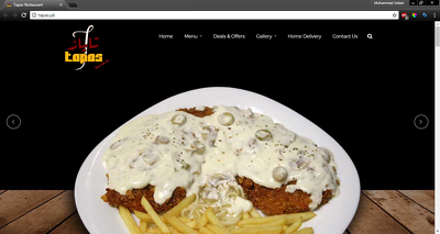 Make WordPress based website for your Business/ NGO / Restaurant