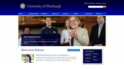 Guest Post on The University of Pittsburgh. Pitt.edu - DA 91