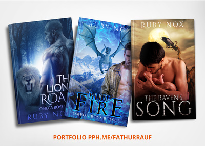 Create Book Cover Design + 3d Version + Source Files