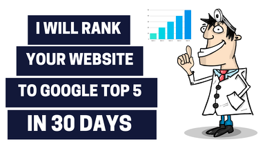 Do Ultimate Seo Service For Google Page 1 Rankings