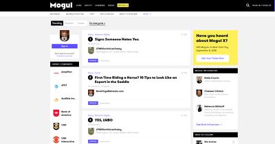 Write & Publish a guest post on Onmogul.com