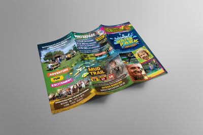 Design Professional Quality Custom Tri-Fold Brochure