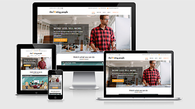 Design & develop SEO friendly, Responsive WordPress website