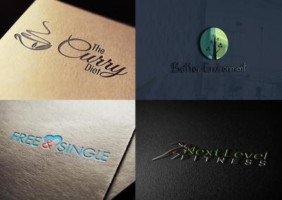 Logo Designs +Favicon + Unlimited Reversion +free Business card