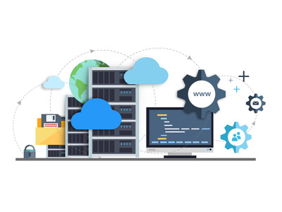 Provide you with 1 years website hosting on Google Cloud