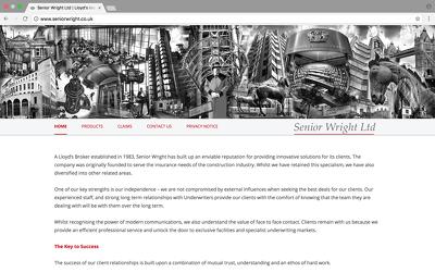 Design & Develop 10 Page Wordpress Website