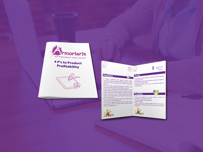 Produce an eye catching, professional Brochure/Catalogue
