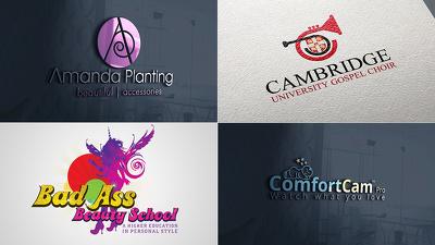 Design Original, High Quality Logo+Business Card