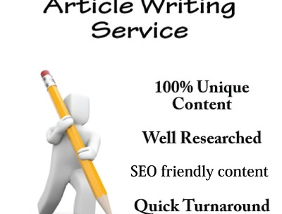 Write an SEO optimised 1000 word Blog Article