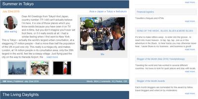 Publish a Guest Post on TRAVEL Niche DA75-PA60 Link Building SEO