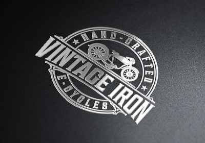 Design RETRO Vintage Badge Logo with source files