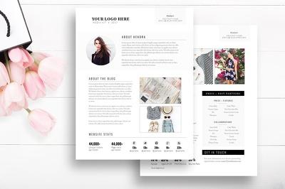 Design Your Social Media Influencer Press Kit