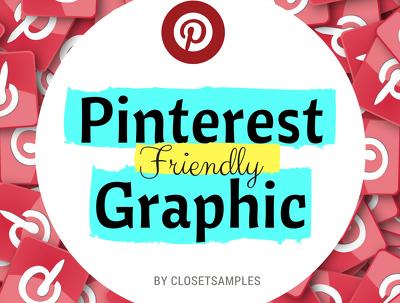 Create Professional Custom Pinterest Graphics