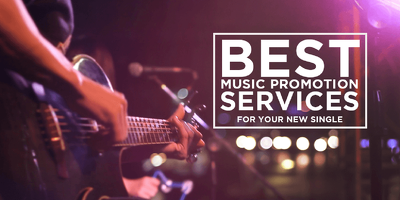 Audio music promotion for all package