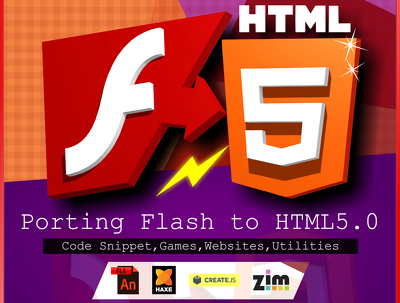Port Flash to Html5