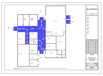 Design your two story floor plan
