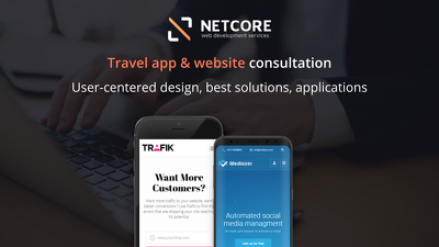 Travel app & website development consultation