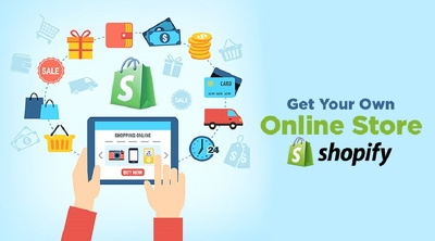 Launch your shopify dropshipping store fully automated