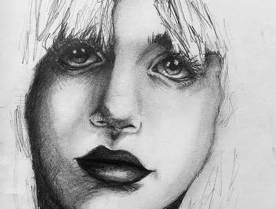 Get your hobby or passion in an A4/A5 pencil sketch