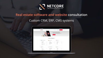 Real estate software and website development consultation