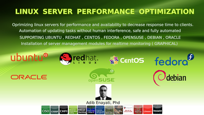 Linux Server Optimization and Automation