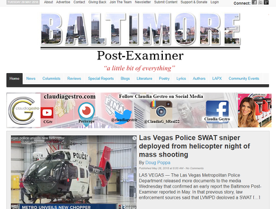 Publish Guest Post on BaltimorePostExaminer.com - DA 50