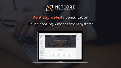 Dentistry website development consultation