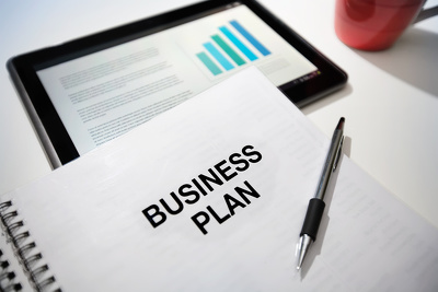 Create 1 pager from your existing business plan