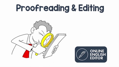 Proofread 1000 Arabic or English words in one day