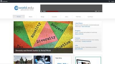 Guest Post on World University. World.edu - DA 61