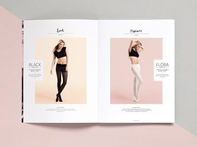 Design Professional Lookbook For a Fashion or Beauty Collection