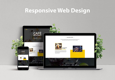 convert psd to html responsive website