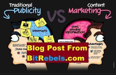 Guest Post on bitrebels.com - a Quality Tech DA69 Website