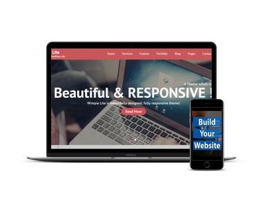 Create A Beautiful & Responsive Fast WordPress Website