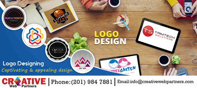 Create a logo design for you