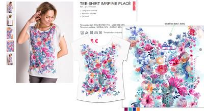 Design women graphic tshirts (one design)