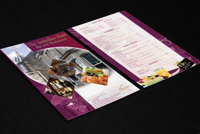 Design an stunning A4/A5 flyer with unlimited revisions