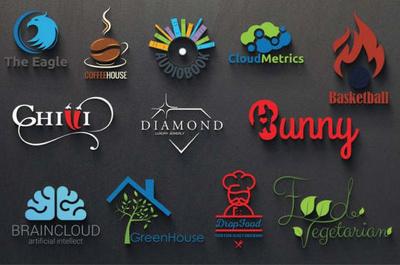 Bespoke Logo +  killer logo + Favicon + More!