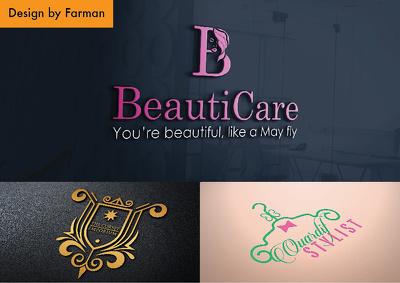 Design Exceptional Logo + Source Files+ Free Favicon