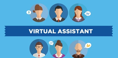 be your Virtual Assistant/Personal Assistant for 1 Hour