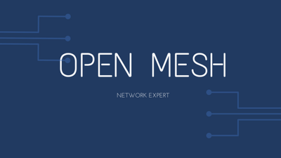Setup Cloudtrax & Open Mesh Networks