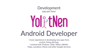 Android Developer (hourly, long-term)